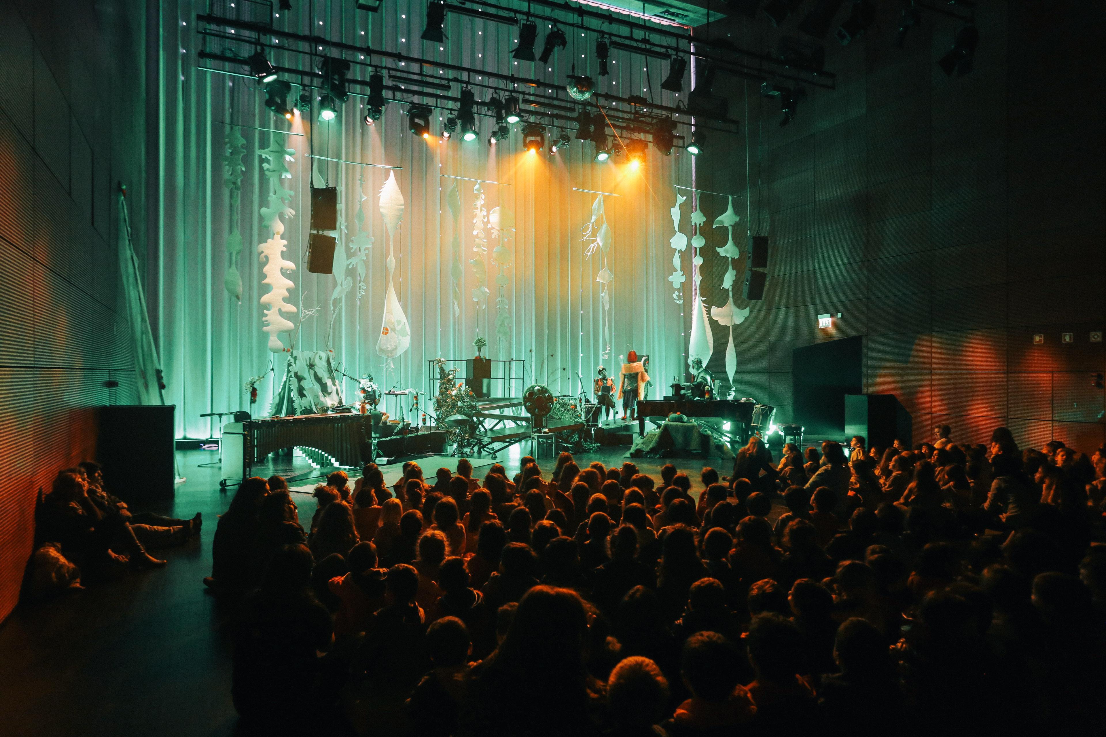 concerto Bebé Grigri @ Casa da Música - Porto